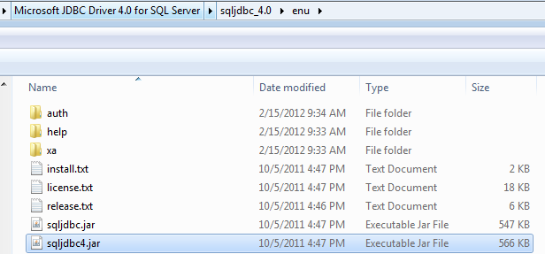 Connecting to SQL Server from Java | Thusitha Mabotuwana's Blog
